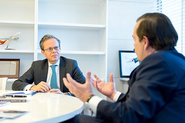 Entrevista con Federico J. González Tejera