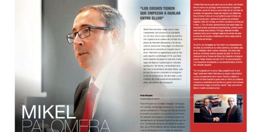 Mikel Palomera, Managing Director at SEAT Spain