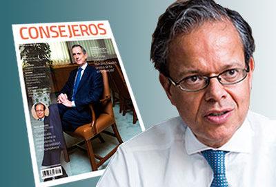 """Paulo Morgado in the magazine """"Consejeros"""""""
