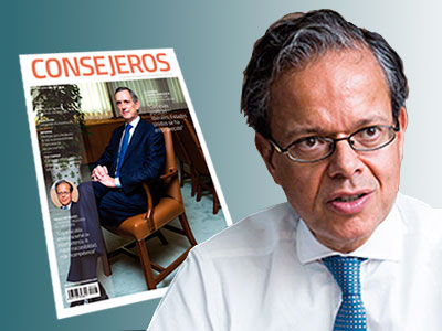 "Paulo Morgado in the magazine ""Consejeros"""