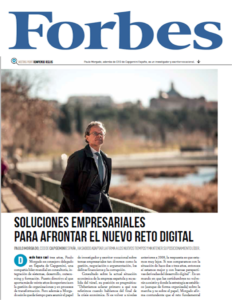 Business solutions to the digital challenge | Paulo Morgado in Forbes