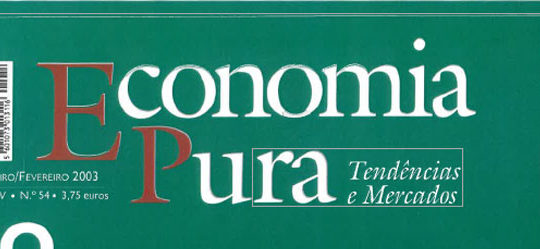 Consultancy | Paulo Morgado & Francisco Duarte in Economia Pura