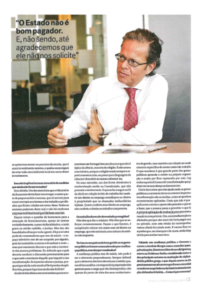 Public Administration | Paulo Morgado in Magazine Elite