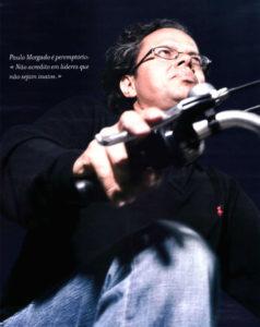 Innate leaders   Paulo Morgado in Jornal de Negócios