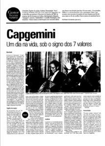 7 core values | Paulo Morgado in Jornal de Negócios