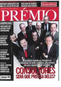 Consultants, do you need them?   Paulo Morgado in PRÉMIO