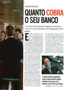 2005 World Retail Banking Report | Paulo Morgado in Prémio