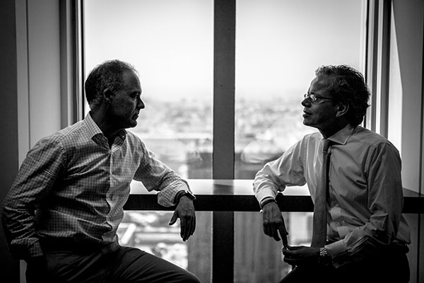Entrevista con Javier Rodríguez Zapatero