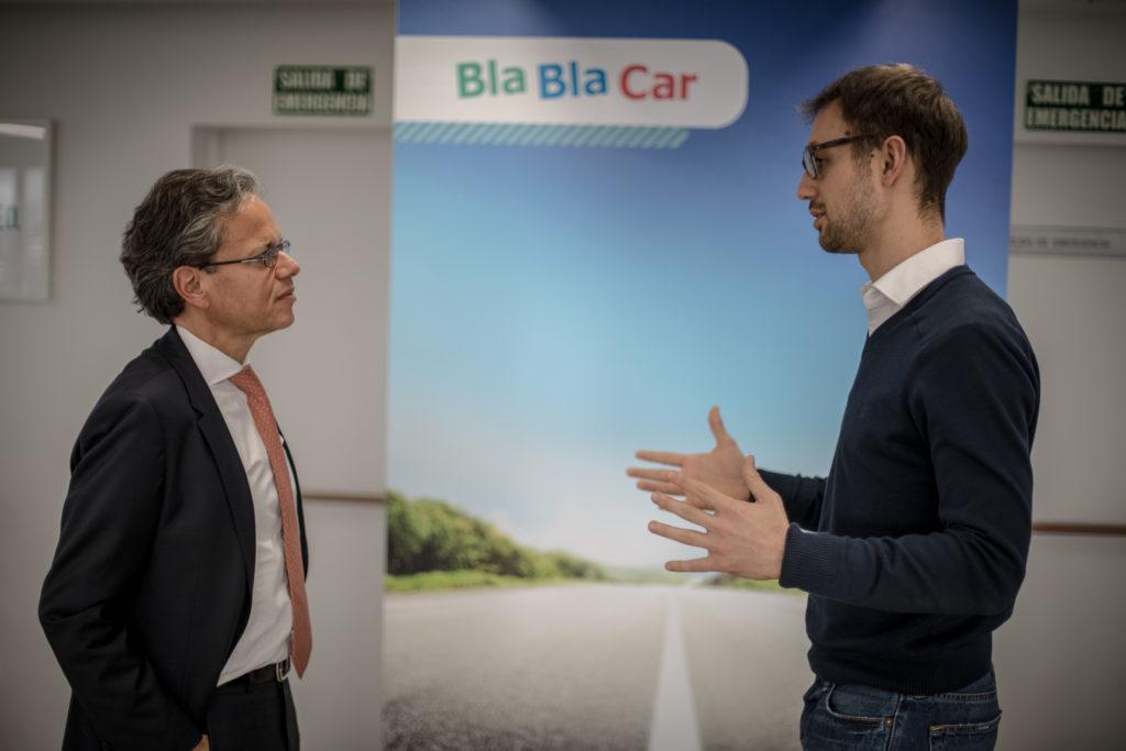 Jaime Rodríguez y Paulo Morgado hablan sobre economía colaborativa