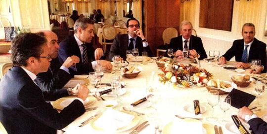 Paulo Morgado participates in the editorial board meetings of Executive Digest.