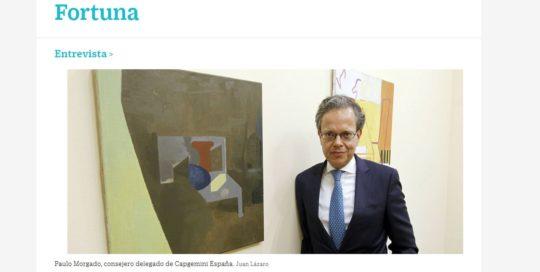 The true leader | Paulo Morgado in Cinco Días