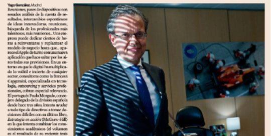 Business strategy & leadership | Paulo Morgado in Expansión