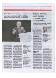 Initial Public Offerings | Paulo Morgado in Jornal de Negócios