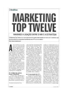 Management framework | Paulo Morgado in Marketeer