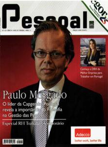 Philosophy & People Management | Paulo Morgado in Revista Pessoal