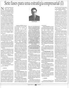 Company strategy (1) | Paulo Morgado in JL